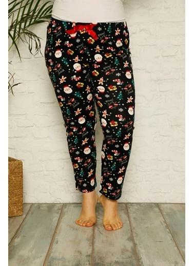 Akbeniz Pijama altı Siyah